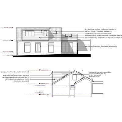 EDITED2 Proposed Elevations